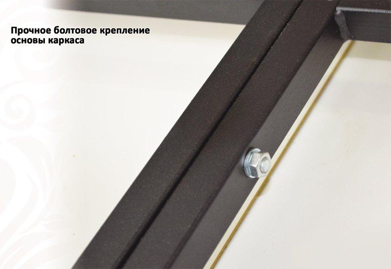 Кровать Novelty QUADRO / КВАДРО 12