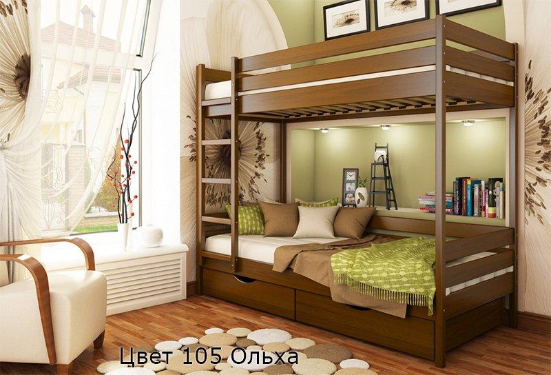 Кровать Estella DUET / ДУЭТ 4