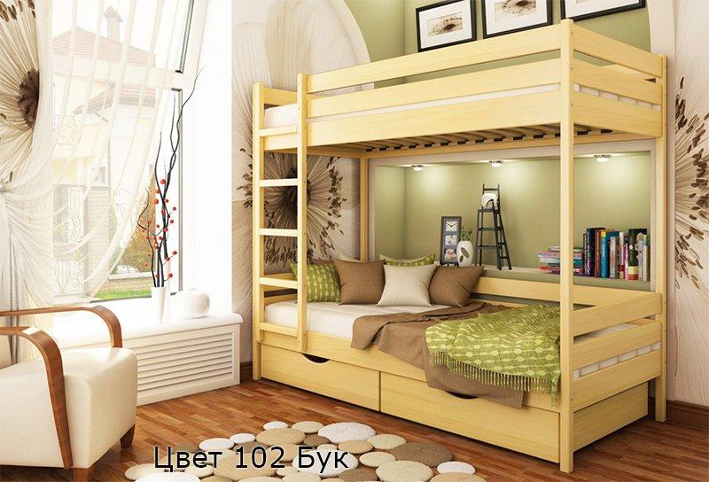 Кровать Estella DUET / ДУЭТ 1
