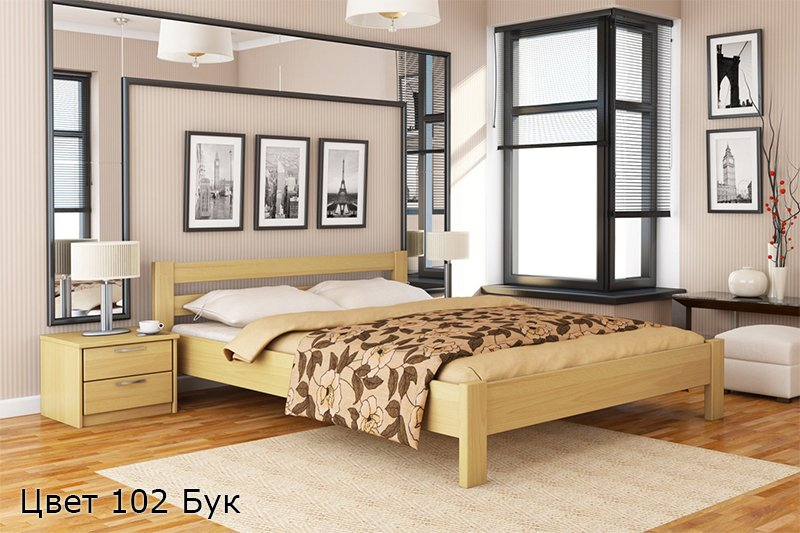 Кровать Estella  RENATA / РЕНАТА 2