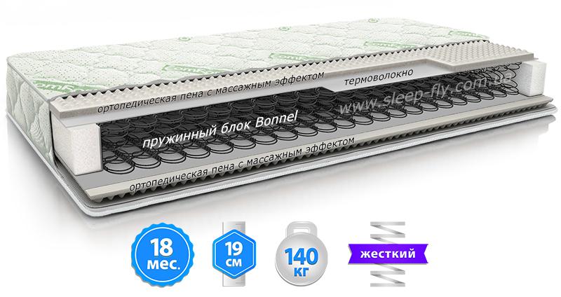 Матрас ComFort HARD / КомФорт ХАРД (АКЦИЯ -15%)